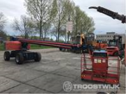Online veiling Online auction of earthmoving machines and contractor equipment